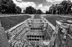 Queen's step well (mehtasunil) Tags: zeiss unesco fujifilm thepca stepwell indiapictures xe1 heritagecity touit2812