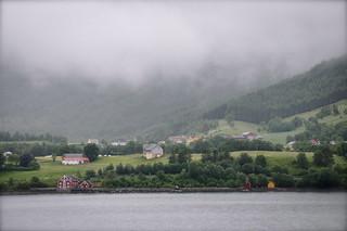 de Bergen au Sognefjord...
