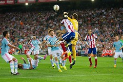 Partido Atlético de Madrid (2-2) Celta de Vigo (Fotografía Tania Delgado) Tags: 22 atletico vigo 1415 celta calderon liga atleti ligabbva