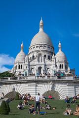 Paris (ScottDownsPhoto) Tags: paris france eiffeltower parisfrance sacrcur basiliquedusacrcur basilicaofthesacredheartofparis paris2014paristravel