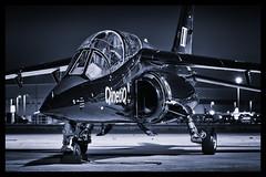 Dassault-Dornier Alpha Jet A - 4 (mod) (NickJ 1972) Tags: night photo shoot photoshoot aviation jet nightshoot 17 alpha 47 raf dassault 2014 dornier qinetiq photocall xvii northolt a zj647