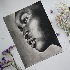 SOLD (Bella Harris Art & Photography) Tags: art drawing charcoal pencildrawing charcoaldrawings bellaharrisart