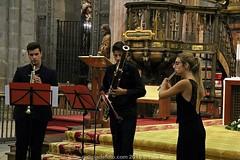 Dúo Nannerl, Anxo y Estrela Fernández con Diego Basadre 6