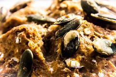 Inspiration of bread (MF-otografie) Tags: food life eat breakfast bread omnomnom grains macro