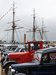 IMG_5934_Salute To The 40's 2016 (GRAHAM CHRIMES) Tags: salutetothe40s 2016 salute2016 chatham chathamhistoricdockyard vintage vehicle vintageshow heritage historic livinghistory reenactment reenactors dockyard 40s 40sdress 40sstyle 40svintage celebration actors british britishheritage wwwheritagephotoscouk commemorate