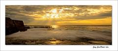 Golden time (jongsoolee5610) Tags: seascape maroubra sydney australia sea sunrise