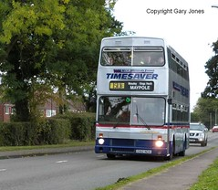 2912 (onthebeast) Tags: wythall bus museum wmt wmpte 30 west midlands travel timesaver maypole 2912 d912 nda