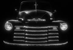 1948 Chevrolet Pickup Truck (Klaus Ficker --Landscape and Nature Photographer--) Tags: 1948chevroletpickuptruck chevrolet truck americanhotrod americantruck oldtimer oldcar hotrod old milf americanmilf hot bw beauty car photoshop usa kentuckyphotography klausficker canon eos5dmarkiv