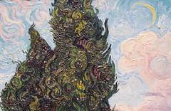 Van Gogh (HelenHere) Tags: newyork museum metropolitanmuseum nyc painting