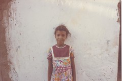 Young Girl (nubianimage) Tags: nubian image archive girl contemporary west aswan