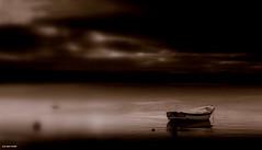 Le Repos....... (crozgat29) Tags: jmfaure crozgat29 canon ciel sigma sea sky seascape mer paysage barque