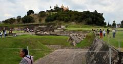 DSC_7742p (Milan Tvrd) Tags: cholula mxico puebla pyramide zonaarqueolgica
