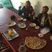Almoço em Qala Panj