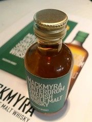 Mackmyra Vinterdrom Swedish Single Malt Whisky Miniature Bottle (Fareham Wine) Tags: mackmyra vinterdrom swedish single malt whisky miniature bottle mackmyravinterdrom singlemaltwhisky miniaturebottle whiskey minature 50ml