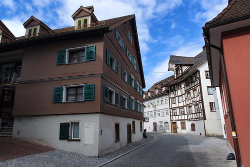 Raggiungo Feldkirch in Austria