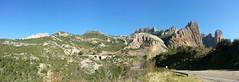 vallée du Rio Gallego et Los Riglos- Alta Aragón (Chaufglass) Tags: relief riglos altaaragón montagnes españa espagne vallée riogallego