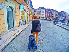 Romania,Braov (Alexandr Tikki) Tags: romania braov travel wow world wild wonder awesome alexandrtikki architecture autumn beauty creative concept backview building classic town city outdoor view colorful europe goprohero4 gopro holiday happy
