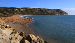 White Nothe from Ringstead Bay - Dorset 171016 (1) (Richard Collier - Wildlife and Travel Photography) Tags: dorset coastal coastalcliffs coastallandscape southcoast ringstead bay white nothe seascape