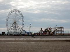 Southport Pleasureland (deltrems) Tags: southport sefton merseyside pleasureland big wheel funfair amusements