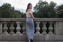 Into the distance (JessTheGinger) Tags: model lancaster uk england pretty beautiful lancashire modelling amateur shoot