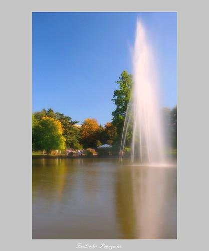 """""""Rosengarten"""" - Zweibrücken (Rheinland-Pfalz, Germany)"""