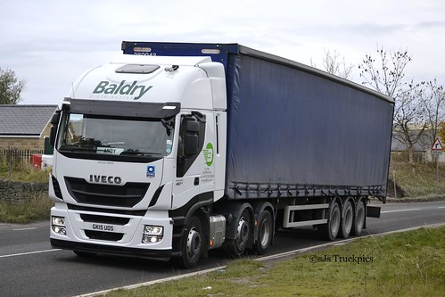 Iveco Hi-Way,Baldry Distribution.