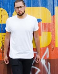 _CLE9113-Editar (Cleison Silva) Tags: boy modelo barba oculos indie azul sopaulo barueri urbano art retrato