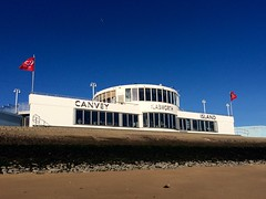 Canvey Island (Davoski) Tags: canveyisland essex seaside coast labworth foreshore artdeco ovearup labworthcafe