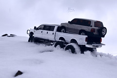 Ford F-350 6 door 6wd 37 (My Scale Passion) Tags: ford f350 meng monogram losi micro mini crawler scale rc modeling custom snow snowrun crawling climbing expedition northpole southpole truck double dual dually duallie 6door 10wd 10x10 125 124 miniz overland landcruiser build