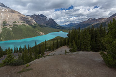 A View of Peyto (Ken Krach Photography) Tags: peytolake banffnationalpark