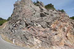 Folds (Udri) Tags: andalucia andalusia espaa spain beticas betics estructural fold geologia geology pliegue structural espaa