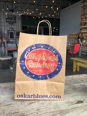 Oskar Blues bag