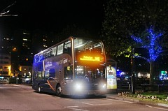 Final Gold X46 (Better Living Through Chemistry37) Tags: routex46 stagecoach stagecoachdevon stagecoachsouthwest buses busessouthwest transport transportation psv publictransport lowlight nightphotography busesatnight torquayharbourside strand torquaystrand stagecoachgold x46 scania scanian230ud enviro enviro400 15932 yn63bxa