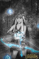 League of Legends : Freljordian  (Hunh MiNH Tr) Tags: gorillazs photographer saigon shoot light professional outdoor action ashe frost archer freljord game cosplay league legends