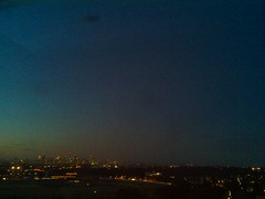 Sydney 2016 Oct 25 19:43 (ccrc_weather) Tags: ccrcweather weatherstation aws unsw kensington sydney australia automatic outdoor sky 2016 oct evening