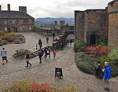 Edinburgh Castle, Scotland - the interior (Baz Richardson (trying to catch up)) Tags: scotland edinburghcastle edinburgh castles castleinteriors
