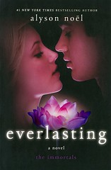 Everlasting (Vernon Barford School Library) Tags: 9781250025173 alysonnoël alysonnoel alyson noël noel immortals fantasyfiction fantasy fiction immortality occult supernatural paranormal psychics psychicability youngadult youngadultfiction ya romance romanticfiction love lovestories romanticstories romancenovels vernon barford library libraries new recent book books read reading reads junior high middle vernonbarford fictional novel novels paperback paperbacks softcover softcovers covers cover bookcover 6 6th six sixth