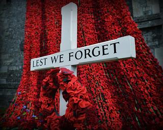 Lest We Forget..