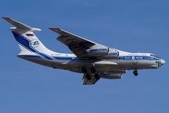 RA-76952 Volga-Dnepr Airlines Ilyushin Il-76TD (johnedmond) Tags: perth ypph australia il76 ilyushin volgadnepr aviation aircraft aeroplane