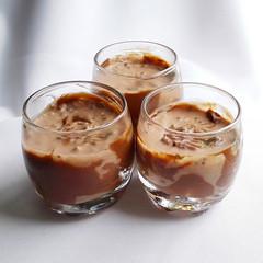 Vegan Coconut Chia Pudding/Ice Cream (myhealthydessert) Tags: pudding coconut chocolate dairyfree plantbased paleo raw vegan desserts sweet recipe food foodies milk cream almond nuts cocoa cacao