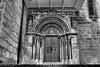 Cloître St-Ursanne (Steph.Charal.-W.) Tags: cloître stursanne jura suisse bw black white monastery monks nb noir blanc canon eos400d 14es