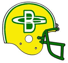 Green Bay Packers alternate (Flagman00) Tags: nfl redesigned football helmets greenbay packers fantasy alternate