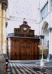 Saint Omer, Nord-Pas-de-Calais, Cathdrale Notre-Dame, astrological clock (groenling) Tags: saintomer pasdecalais nordpasdecalais france fr cathdrale notredame astrologicalclock horlogeastrolabe engueran horloge clock calendrier calendar astrolabe zodiac zodiaque