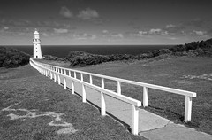 1848 (Darcy Richardson) Tags: capeotway victoria greatoceanroad lighthouse blackandwhite bw mono monochrome coast