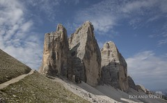 Drei Zinnen (Rolandito.) Tags: drei zinnen tre cime di lavaredo alpen alps alpi dolomiten dolomiti mountain mountains italy italia italie italien south tyrol sdtirol