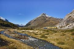 Bernina (Paolo Brocchetti) Tags: rhb bernina treno paolobrocchetti nikon rail d810