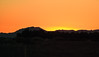 Sunset Behind Mountains; near Glendale, Arizona (hogophotoNY) Tags: glendale arizona unitedstates us stitched panoramic stitchedpanoramic november11 2016 november112016 hogo usa sun sunset orange mountain mountains glendaleaz az azusa arizonausa