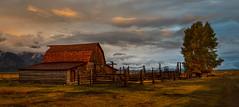 The Barn on Mormon Row-9058 (Eric Gofreed) Tags: grandtetonsnationalpark jacksonhole wyoming