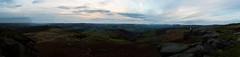 Bamford and Stanage Panorama (dan_c_west) Tags: nikon d750 panorama landscape peak district national park snow hills