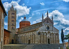 Cattedrale S.Cerbone (giannipiras555) Tags: chiesa campanile toscana